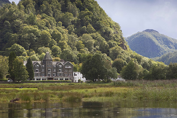 Lodore Falls Hotel, Lake District Cumbria